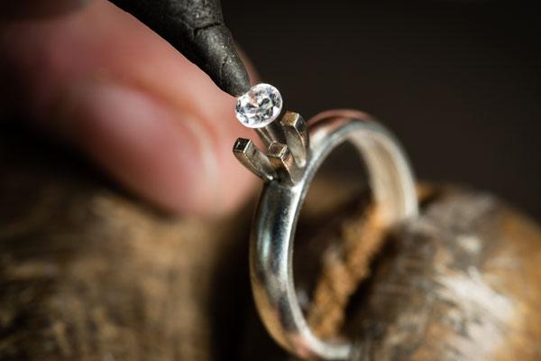 Gold- und Silberschmied/in, Juwelier/in