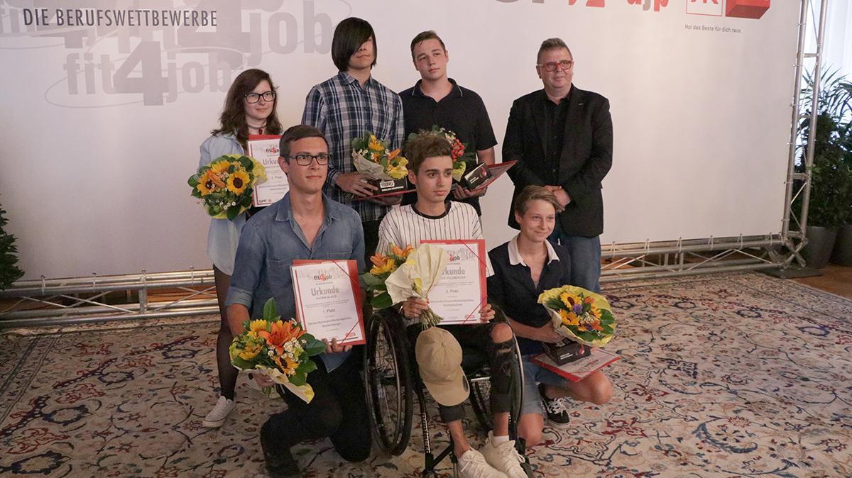 Preisträger Medienfachleute 2. Klasse